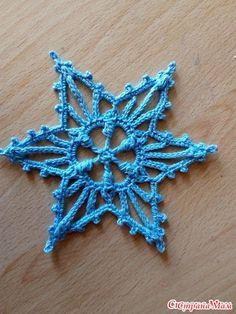 Снежинки крючком, схемы. Большая подборка № 1 - Страна Мам Crochet Stars, Snow Flakes, Crochet Patterns, Stars, Mandalas, Christmas, Snowflakes, Crochet Pattern, Crochet Tutorials