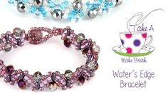 Water's Edge Bracelet | Take a Make Break with Sarah Millsop