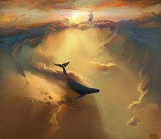 Infinite Dreams by Artyom Chebokha