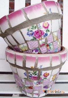 Kırılan dekoratif banyo seramikleri 9