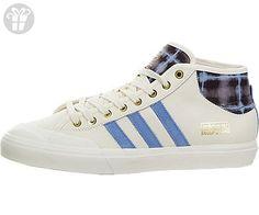 Adidas Matchcourt Mid X Snoop X Gonz Sneakers Blk/White/Gold/Grey Mens 10.5 (*Amazon Partner-Link)
