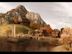 Blender 3D: http://blenderartists.org/forum/showthread.php?176490-Vikings