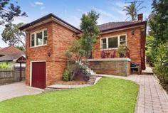 fotos-de-casas-de-tabique-rojo-rusticas Brick Architecture, Sidewalk, Patio, Outdoor Decor, Design, Home Decor, Houses, English, Minimalist Home