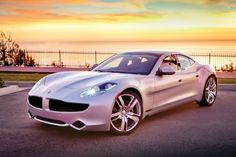 Fisker KARMA at the New York International Auto Show #NYIAS