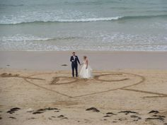 On the beach in Cornwall - Harlynbay.com