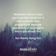 How mindful meditation can help you escape from anxiety and depression https://goo.gl/AYJvMy #depression #anxiety #zen #inspirationdaily #ThursdayThoughts