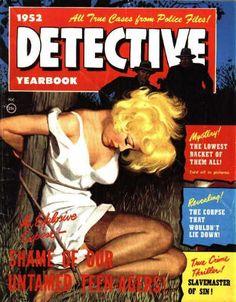 Detective Yearbook