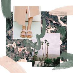Ideas Fashion Collage Illustration Photoshop For 2019 Web Design, The Design Files, Layout Design, Design Color, Design Art, Design Ideas, Inspiration Art, Art Inspo, Fashion Inspiration