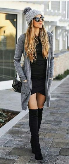 40 Genius Winter Outfit Ideas For Everyday - We Should Do This