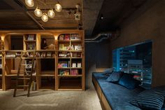 Book and Bed Tokyo is a perfect hostel for travelers who love to read