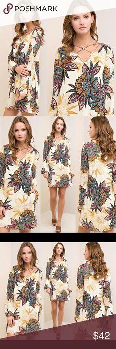 Spotted while shopping on Poshmark: ☀️NEW☀️ Sophisticated Lemon Shift Dress/Tunic! #poshmark #fashion #shopping #style #Leoninus #Dresses & Skirts