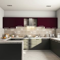 108 best modular kitchens design images in 2019 cuisine design rh pinterest com