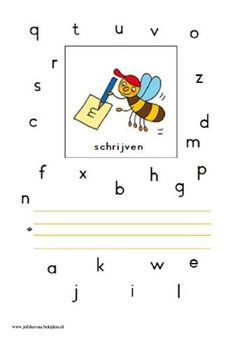 E-mail - Toos Vermeulen - Outlook Teaching First Grade, Preschool Worksheets, Pre School, Spelling, Playing Cards, Jokes, Letters, Education, Learning