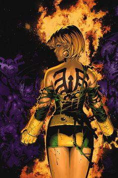 Uncanny X-Men #468 - Cover by Chris Bachalo