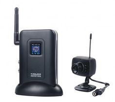 Wireless Digital Camera with Boosted Range by Spy_Gadets_Hidden_Cameras. $136.26. This unit is perfect whether you need a nanny camera, home or business surveillance, or automobile security. Digital circuitry ensures no lost video due to external wireless devices, such as WiFi and cellular. The transmitter uses the 2400MHz (2.4GHz) sub channels to eliminate interference from wireless routers*. The range is up to 656 feet. Effortless to use. Setting up the camera could not mo...