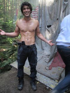 #Bob #Morley #The100 #cast #BehindTheScenes #Bellamy #Blake