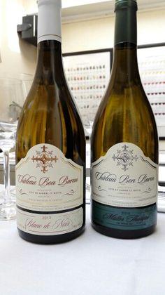Vin Belge....château Bon Baron