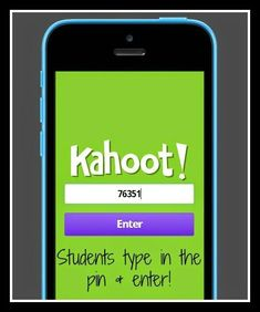 Set up guide for creating formative assessments on Kahoot! | instructional technology, educational technology, digital learning