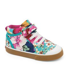Look what I found on #zulily! Blue Mykah Sneaker by Kai #zulilyfinds