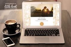 Wedding Website as E-invitation or Save the Date. With over 100 beautiful themes to choose from, create your beautiful wedding website that doubles as Invitation and RSVP tool. Tell your love story using Photo collages and have personalised message for each guest. #WeddingInvitation #WeddingWebsite #Invitation #Wedding #RSVP #Guestlist #SeatingPlan #littleknot