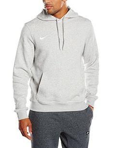 Nike Men's Team Club Hoodie - Grey/White, Large Nike https://www.amazon.co.uk/dp/B00RCIU4U4/ref=cm_sw_r_pi_dp_x_TK0qybJJSG2HT
