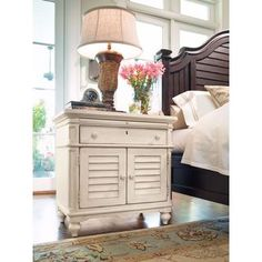 Shop for Paula Deen Home Door Nightstand in Linen Finish. Get free shipping at Overstock.com - Your Online Furniture Outlet Store! Get 5% in rewards with Club O!