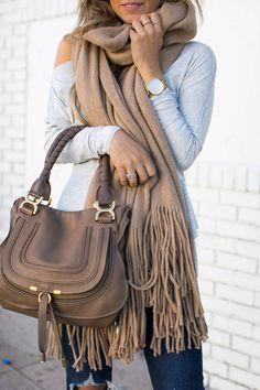 chloe handbag fall outfit
