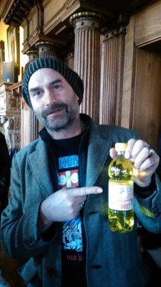 Arek Chronowski właściciel klubu B 90 organizator wielu koncertów rockowych zapewnił że w jego klubie Oranżada Skiby będzie w ofercie już niebawem.