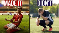 The Reason You'll NEVER Go Pro If You Do This Soccer Drills For Kids, Soccer Skills, Soccer Tips, Have Faith In Yourself, Improve Yourself, Football Gif, Losing Faith, Best Club, Stick It Out