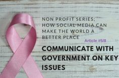 non profit series how to use social media to communicate with government on key issues Angeles City Philippines, Good Morning Friends, Non Profit, Organizations, Fundraising, Charity, Social Media, Marketing, Organizers