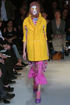 Comme des Garçons   Spring 2008 Ready-to-Wear Collection   Style.com