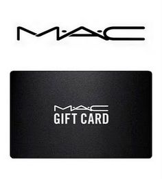 Mac Gift Card to get my makeup done for fashion show!