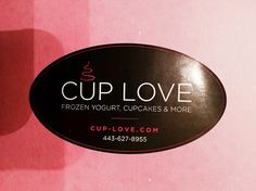 Cuplove in Canton in Baltimore | Baltimore Real Estate Cup Love in Canton 21224 | Baltimore Real Estate Cup Love in Canton in Baltimore | Baltimore Real Estate   What's Cup Love in Canton? WHERE:  2928 O'Donnell Street, Baltimore, MD  21224 on Canton Square WHAT: Frozen Yogurt #cuplove  #canton #baltimore #helenesellshomes