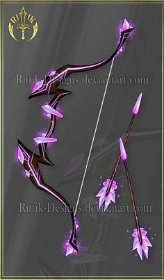 This is the weapon I'd use on a magical quest to save whatever Armas Ninja, Ninja Weapons, Anime Weapons, Pretty Knives, Sword Design, Fantasy Sword, Magical Jewelry, Weapon Concept Art, Fashion Design Drawings