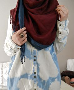 Love the top! #hijab