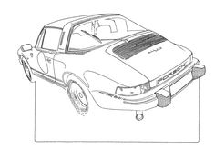#Porsche #911 #SC #targa #classic
