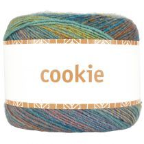 Please welcome the delicious cake-yarn: Cookie – an exciting acrylic yarn from Järbo, perfect for knitted or crocheted garments and accessories. Loom Knitting Stitches, Knitting Needles, Baby Set, Knit Or Crochet, Crochet Hooks, Crochet Storage, Knitting Projects, Crochet Projects, Make Blanket
