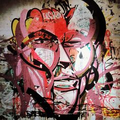 Le street-art de Hamilton Yokota !