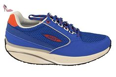 MBT 1996 orange 700473 baskets pour homme bleu bleu, Bleu - Bleu, 40 EU