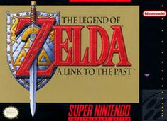 The Legend of Zelda: A Link to the Past (SNES): Link must traverse two parallel worlds to save the decendants of the Seven Sages from the wrath of a wizard, the unwitting pawn of the evil Ganon, who seeks to rule Hyrule with the power of the Triforce. My very favourite Zelda game of all, and one of the first video games I ever played.