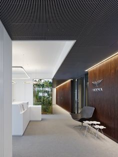 Phoenix Real EstateOffice, Frankfurt, Germany- Ippolito Fleitz Group Identity Architects