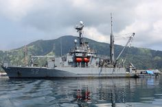 Military Sealift Command rescue and salvage ship USNS Salvor (T-ARS 52)