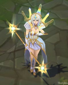 This is Light, Lux was a massive team effort! Thanks to Oscar Monteon, Pio Ravago, & Maokai Xiao for feedback & paintovers on the model/textures! Paul Kwon for designing & aesthetics, Jean Go for the splash & in-game League Of Legends, Fitness Shirts, Cos Play, Anime Characters, Fictional Characters, Low Poly, Cosplay Ideas, Marine Life, Drawing Reference