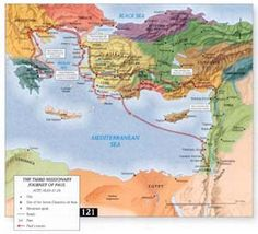 Bible Maps - Miscellaneous Resources - StudyLight.org