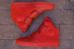 dca101545e Nike Flystepper 2K3 - Gym Red