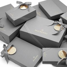 mulberry gift box - Google Search
