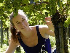 So jung, so gut: Anne-Christin Trautwein und Hannes Pix stehen für die junge Generation im Weinbau.