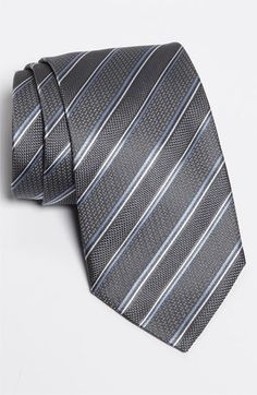 Armani ties now 50% OFF, Check out www.UrbanneShoppe.com for our favorite fashion finds of the season at the lowest prices   Collezioni Woven Silk Tie