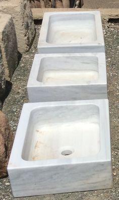 lavabos mrmol nuevos distintas medidas y tamaos precios desde euros