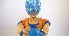 Super Saiyan  God Super Saiyan Goku Figure - WINNER  http://www.animenewsnetwork.com/giveaway/2017-07-15/contest-enter-to-win-super-saiyan-god-super-saiyan-goku-figure/.118894